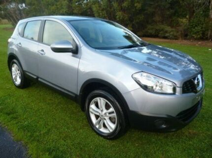2013 Nissan Dualis J10W Series 4 MY13 ST Hatch X-tronic 2WD Blade 6 Speed Constant Variable Hatchbac Warrnambool 3280 Warrnambool City Preview