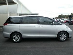2012 Toyota Tarago GSR50R MY13 GLi Silver 6 Speed Sports Automatic Wagon Green Fields Salisbury Area Preview