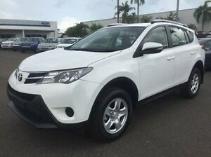 2015 Toyota RAV4 ASA44R MY14 GX AWD White 6 Speed Sports Automatic Wagon Berrimah Darwin City Preview