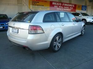 2014 Holden Commodore Silver Sports Automatic Wagon Vermont Whitehorse Area Preview