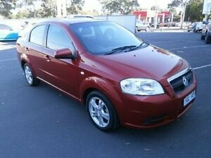 2011 Holden Barina TK MY11 Red 4 Speed Automatic Sedan Blackburn Whitehorse Area Preview