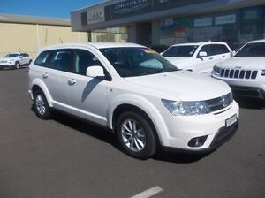 2015 Fiat Freemont JF MY15 Base White 6 Speed Automatic Wagon Dubbo Dubbo Area Preview