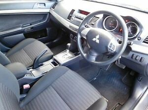 2012 Mitsubishi Lancer Grey Constant Variable Hatchback Traralgon Latrobe Valley Preview