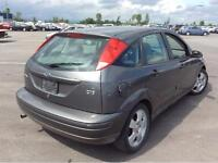 2006 Ford Focus Automatique + A/C.. Hyundai Accent Nissan Sentra
