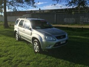 2010 Ford Escape ZD Silver 4 Speed Automatic Wagon East Kempsey Kempsey Area Preview