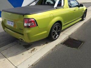 2007 Holden Ute VE SS Green 6 Speed Manual Utility Bunbury Bunbury Area Preview