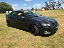 2013 Ford Falcon FG MkII XR6 Turbo Black 6 Speed Sports Automatic Sedan Taminda Tamworth City Preview
