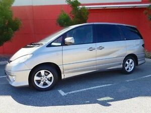 2003 Toyota Tarago ACR30R MY03 GLX Grey 4 Speed Automatic Wagon Cannington Canning Area Preview