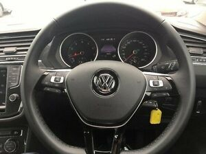 2016 Volkswagen Tiguan 5N MY17 110TSI DSG 2WD Comfortline Grey 6 Speed Sports Automatic Dual Clutch Frankston Frankston Area Preview