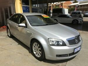 2008 Holden Statesman WM MY09 V6 Silver 5 Speed Auto Active Select Sedan South Fremantle Fremantle Area Preview
