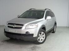 2010 Holden Captiva CG MY10 Silver 5 Speed Auto Seq Sportshift Wagon Mount Gambier Grant Area Preview