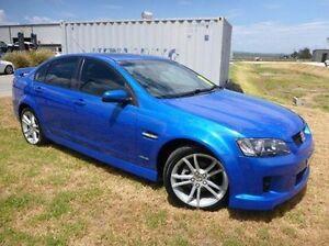 2010 Holden Commodore VE MY10 SV6 Blue 6 Speed Manual Sedan Singleton Singleton Area Preview