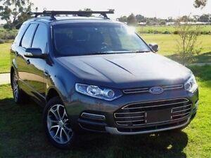 2013 Ford Territory SZ Titanium Seq Sport Shift Grey 6 Speed Sports Automatic Wagon Elizabeth Playford Area Preview