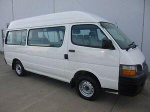 2002 Toyota Hiace White Manual Bus Coburg North Moreland Area Preview