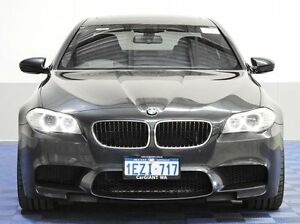 2012 BMW M5 F10 MY12 Grey 7 Speed Auto Direct Shift Sedan