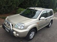2002 Nissan X-Trail T30 ST Gold 4 Speed Automatic Wagon Vermont Whitehorse Area Preview