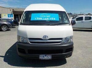 2006 Toyota Hiace White Manual Bus Pakenham Cardinia Area Preview