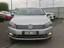 2011 Volkswagen Passat Type 3C MY11 125TDI DSG Highline Silver 6 Speed Sports Automatic Dual Clutch Coolaroo Hume Area Preview