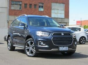 2016 Holden Captiva CG MY17 LTZ AWD Blue 6 Speed Sports Automatic Wagon Preston Darebin Area Preview