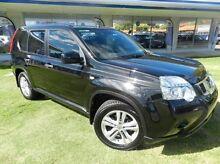 2012 Nissan X-Trail  Black Manual Wagon Victoria Park Victoria Park Area Preview