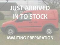 Ford Transit Connect 1.8 TDCI 75 T200 SWB 5 Door Van, 1 Owner Only, Low Mileage, Long MOT, No Vat