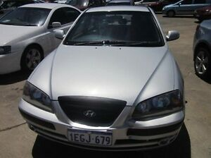 2003 Hyundai Elantra XD MY04 Elite Silver 4 Speed Automatic Hatchback Bayswater Bayswater Area Preview