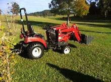 Bargain Yanmar EA2400 Diesel tractor, ideal for small farm work! Dungog Dungog Area Preview