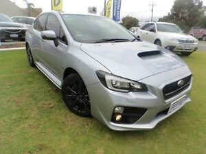 2014 Subaru WRX V1 MY15 Premium Lineartronic AWD Silver 8 Speed Constant Variable Sedan Silver Sands Mandurah Area Preview