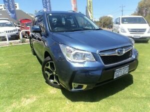 2014 Subaru Forester S4 MY14 XT Lineartronic AWD Premium Blue 8 Speed Constant Variable Wagon Mandurah Mandurah Area Preview