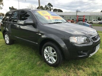 2009 Ford Territory SY Mkii TS AWD Grey 6 Speed Sports Automatic Wagon Ferntree Gully Knox Area Preview