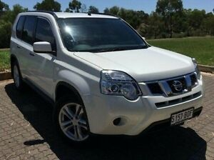 2012 Nissan X-Trail T31 Series IV ST 2WD White 1 Speed Constant Variable Wagon Ingle Farm Salisbury Area Preview