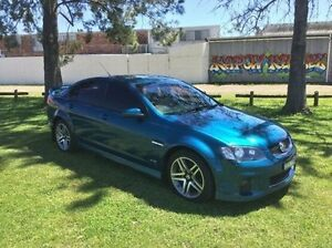 2012 Holden Commodore VE II MY12 SV6 Green 6 Speed Manual Sedan East Kempsey Kempsey Area Preview