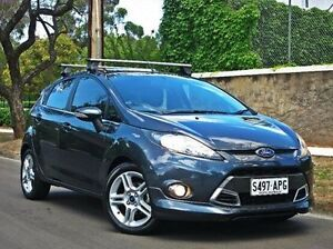 2011 Ford Fiesta WT Zetec Grey 5 Speed Manual Hatchback Thorngate Prospect Area Preview