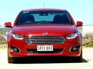 2014 Ford Falcon FG X G6E Turbo Red 6 Speed Sports Automatic Sedan Christies Beach Morphett Vale Area Preview