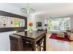 Furnished 2 bedroom Condo in Kitsilano