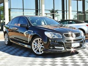 2014 Holden Commodore VF MY15 SS V Redline Black 6 Speed Manual Sedan Alfred Cove Melville Area Preview