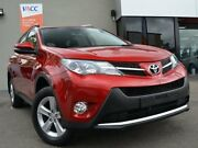 2014 Toyota RAV4 ZSA42R MY14 GXL 2WD Wildfire 7 Speed Constant Variable Wagon Fawkner Moreland Area Preview