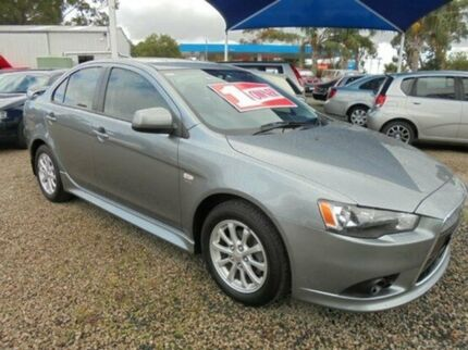 2012 Mitsubishi Lancer CJ MY12 Activ Titanium 5 Speed Manual Sedan Hastings Mornington Peninsula Preview
