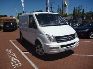2013 LDV V80 SH-50-A Cargo Low Roof SWB White 5 Speed Manual Van Myaree Melville Area Preview