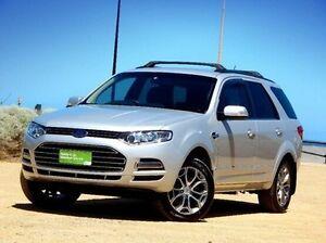 2013 Ford Territory SZ Titanium Seq Sport Shift Silver 6 Speed Sports Automatic Wagon Christies Beach Morphett Vale Area Preview