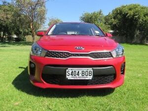 2017 Kia Rio YB MY17 S Red 4 Speed Sports Automatic Hatchback Christies Beach Morphett Vale Area Preview