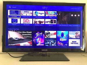 40'' SAMSUNG - 1080p LED TV ( PICK UP ONLY )