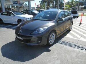 2012 Mazda 3 BL10L2 SP25 Grey 6 Speed Manual Hatchback Gateshead Lake Macquarie Area Preview