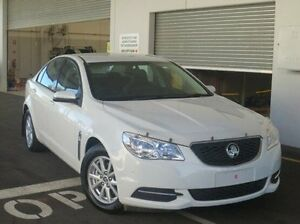 2013 Holden Commodore VF MY14 Evoke White 6 Speed Sports Automatic Sedan Coolaroo Hume Area Preview
