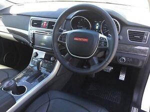 2016 Haval H8 Premium (4x2) White 6 Speed Sports Automatic Wagon