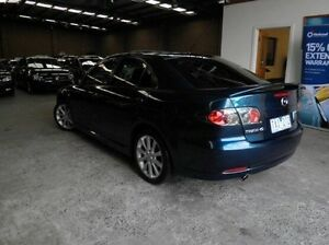 2005 Mazda 6 GG1032 Luxury Sports Blue 5 Speed Sports Automatic Hatchback Heidelberg Heights Banyule Area Preview