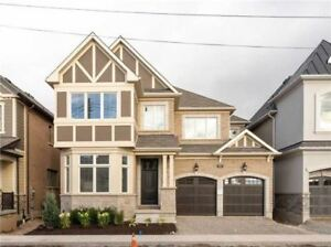 Gorgeous Brand New Never Lived Detach House in Oakville 4  Lease