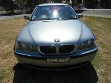 2003 BMW 318I  Silver Sports Automatic Sedan Mile End South West Torrens Area Preview