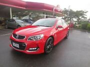 2016 Holden Commodore VF II MY16 SS V Redline Red 6 Speed Manual Sedan Coolaroo Hume Area Preview
