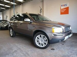 2009 Volvo XC90 P28 MY10 D5 Geartronic Executive Grey 6 Speed Sports Automatic Wagon Highett Bayside Area Preview